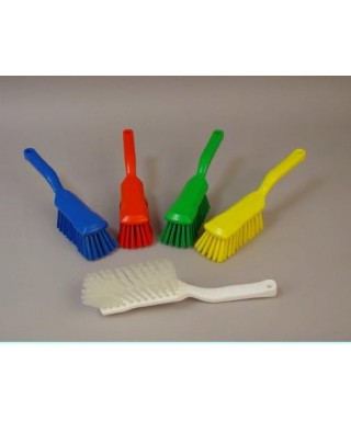 BROSSE A ONGLES ALIMENTAIRE 13CM JAUNE INTEGRAL