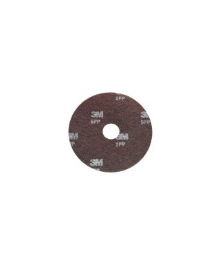 DISQUE 406 3M SPP DECAPAGE SOLS THERMOPLASTIQUES MARRON
