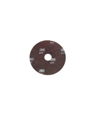 DISQUE 505 3M SPP DECAPAGE SOLS THERMOPLASTIQUES MARRON
