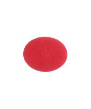 "DISQUE ROUGE 14"" 356MM LAVAGE SPRAY, LUSTRAGE ET RÉCURAGE CX5"