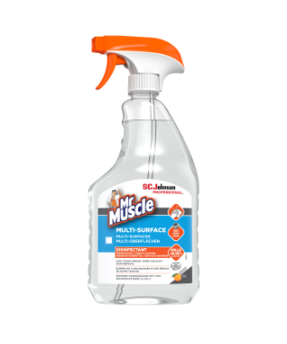 DESINFECTANT MR MUSCLE MULTI SURFACES 750ML