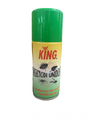 INSECTICIDE UNIDOSE 150ML KING